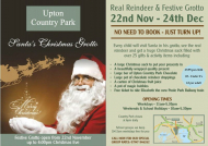 Upton Country Park Christmas Grotto