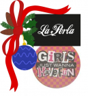 Girls Wanna Have Fun 80's Show this #Christmas @LaPerlaKW