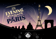 A Christmas Evening in Paris at Kingswood Golf & Country Club @KingswoodGC #Christmas #NewYear