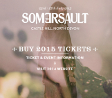 Somersault - Five Day Festival and Summer Camp