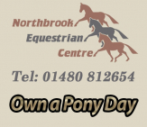 Northbrook Equestrian Centre - Own a Pony Day