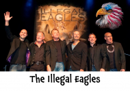 The Illegal Eagles @EpsomPlayhouse