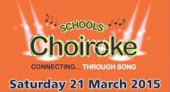 Schools Choiroke in #Dorking connecting thru song @choiroke