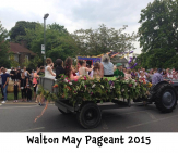 Walton May Pageant - 2015 @WaltonMayPag
