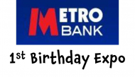 Metro Bank Epsom's 1st Birthday Celebration Expo @Metro_Bank