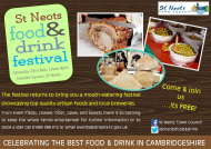 St Neots food and drink festival!