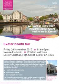 Exeter Health Fair