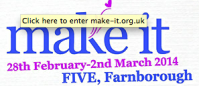 Make It Show 2014 at Five, Farnborough