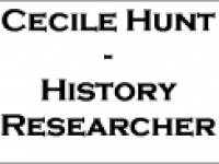 Cecile Hunt - History Researcher