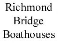 Richmond Bridge Boathouses