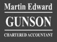 Martin Edward Gunson Chartered Accountant