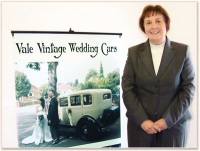 Vale Vintage Wedding Cars