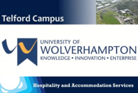 Telford University Campus - Accommodation