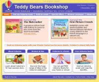 Teddy Bears Bookshop