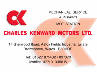 Charles Kenward Motors Ltd