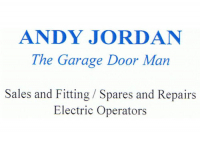 Andy Jordan The Garage Door Man
