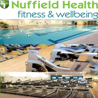Nuffield health fitness and wellbeing - Swimming pools in bishops stortford ...