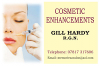 Gill Hardy Cosmetic Enhancements