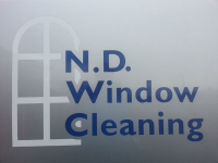 N.D. Window Cleaning Shrewsbury
