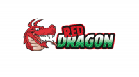 Red Dragon Monster Ride Truck