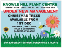 Knowle Hill Plant Centre