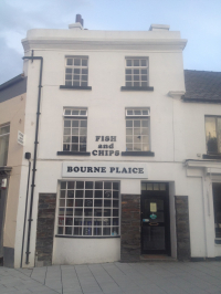 Bourne Plaice Chippy