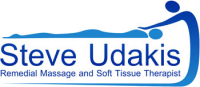 Steve Udakis, Remedial Massage and Soft Tissue Therapist