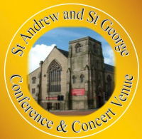 St Andrew and St George Conference and Concert Venue