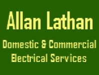 Allan Lathan - electrical services