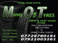 Money Off Tyres