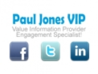 Paul Jones VIP Social Media Marketing