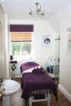 An Express Back Neck and Shoulder Massage and Mini Manicure or Mini Pedicure - £25