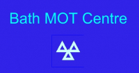 MOT only £39.95 (and FREE parking while you shop in Bath)