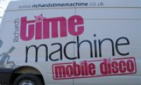 Richards Time Machine Mobile Disco - Devon