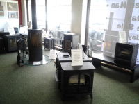 Great Stroud Showroom for Green Man Stoves