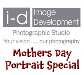 Mothers Day Portrait Voucher Offer.. Only £45