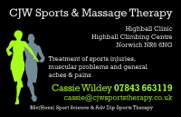 CJW Sports & Massage Therapy