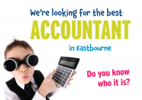 ACCOUNTANT WANTED - Claim your FREE photo shoot