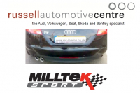 Discount on Milltek performance exhausts