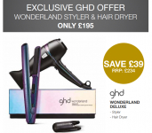 GHD Wonderland Styler and Hair Dryer for only £195