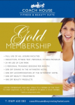 Gold Membership at The Coach House