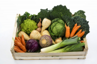 Free Delivery on Xmas Veg Boxes