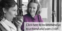 Recommend a friend who wants to sell a Property? Earn £100