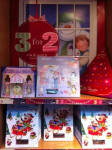 3 for 2 on Personalised Thorntons Advent Calendars