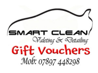 Car Valet Gift Voucher - for those who have everything