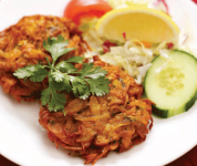 Special Christmas Offer - Free Onion Bhajis