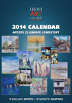 LOWESTOFT 2014 Calendar