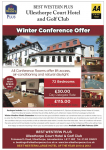 Winter Conference Offer