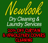20% OFF - Curtain and Upholstrey Covers Cleaning