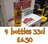 4 x Desperados 33cl £6.50